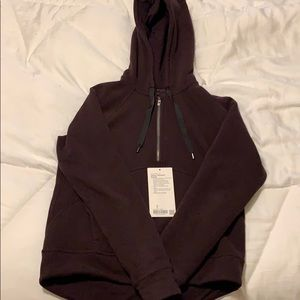 Lululemon Catch a Moment Hoodie Size 8